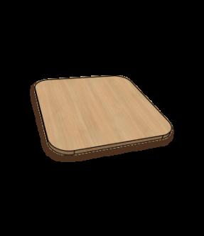 Vierkant met ronde hoeken